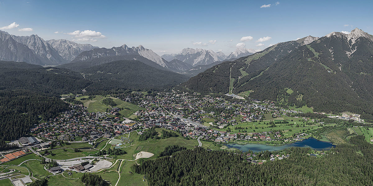 Discover the Olympiaregion Seefeld!